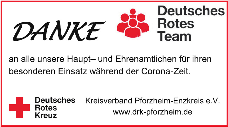 Deutsches Rotes Kreuz Kreisverband Pforzheim-Enzkreis e.V.