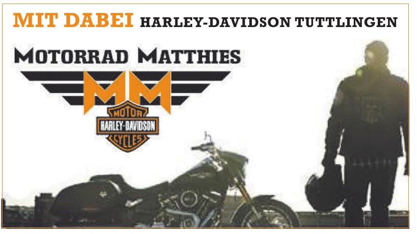 Motorrad Matthies