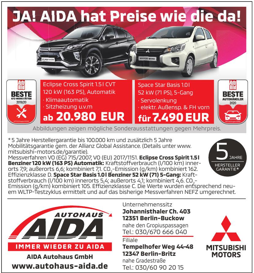 AIDA Autohaus GmbH