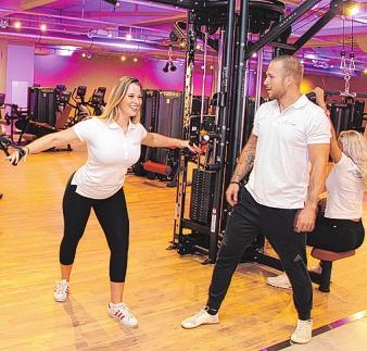 Der Sports Club wird vollständig umgebaut und erhält den größten Cardio-Park und einen neuen Wellnessbereich Foto: Sports Club