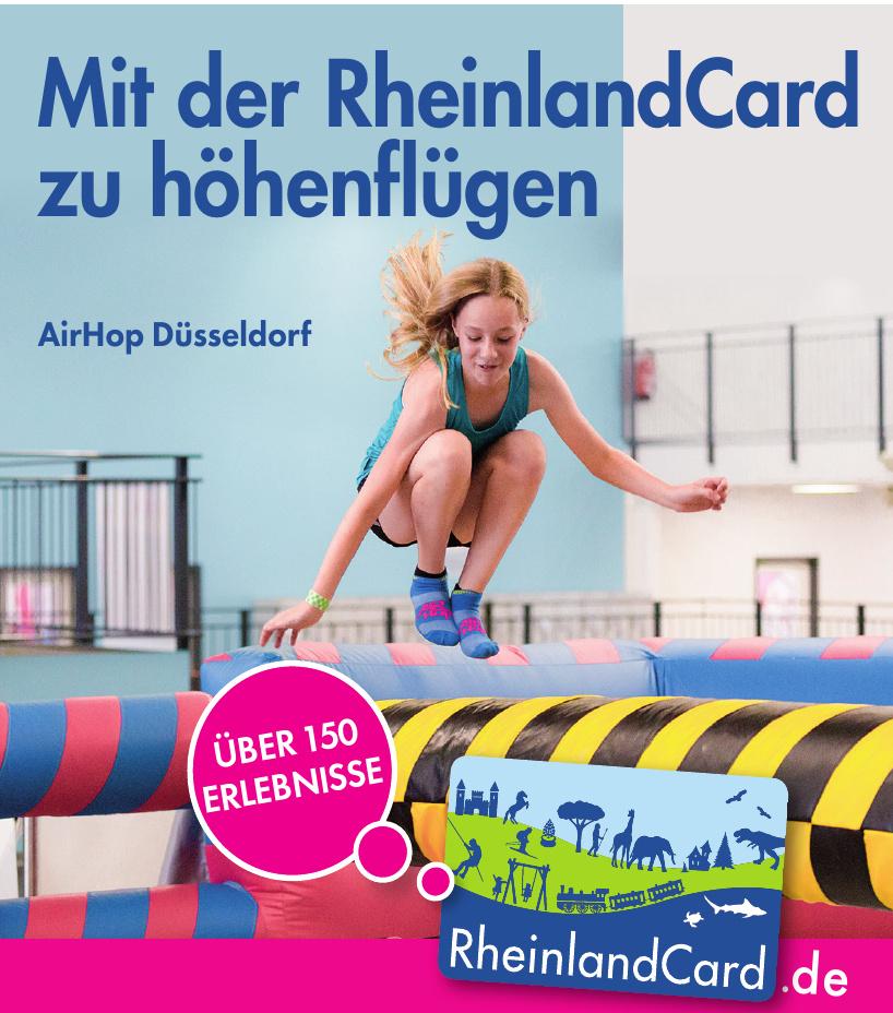 RheinlandCard 2020