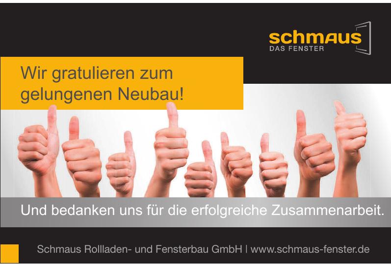 Schmaus Rollladen- und Fensterbau GmbH