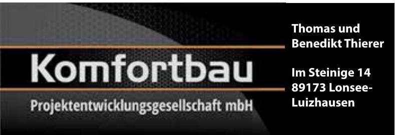 Komfortbau Projektentwicklungsgesellschaft mbH