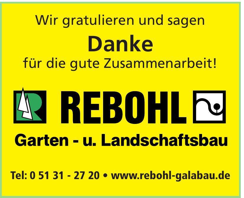 Rebohl Garten- u. Landschaftsbau