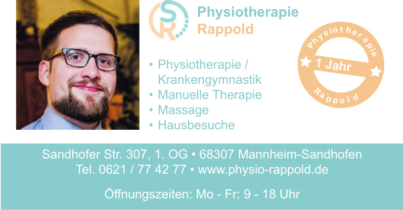 Physiotherapie Rappold