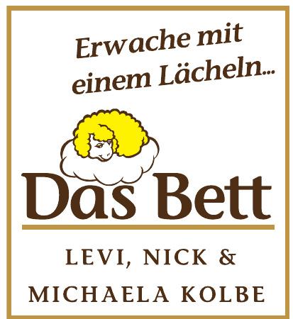 Das Bett Levi, Nick & Michaela Kolbe