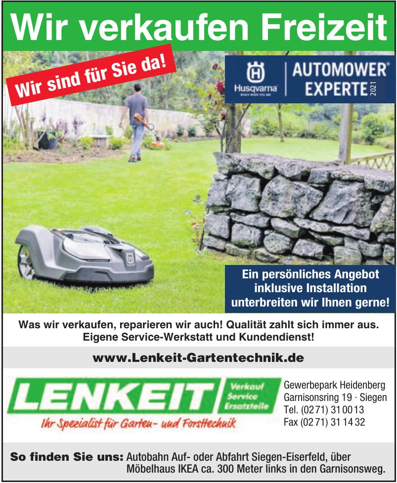 Motor-u. Forstgeräte Lenkeit GmbH