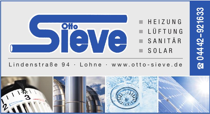 Otto Sieve