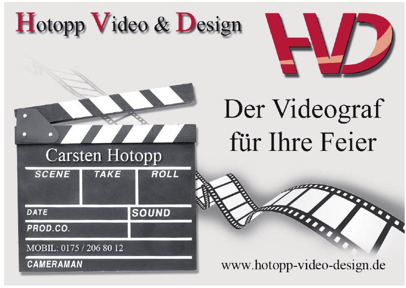 Hotopp Video & Design