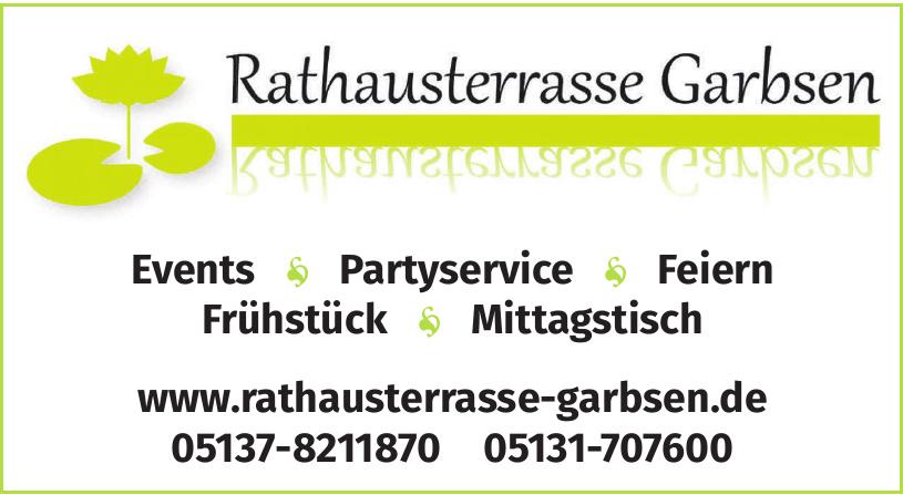Rathausterrasse Garbsen