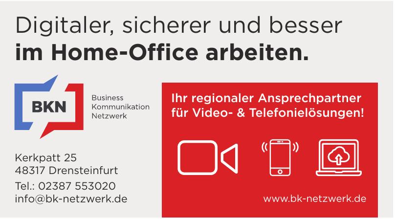 BKN Business Kommunikation Netzwerk