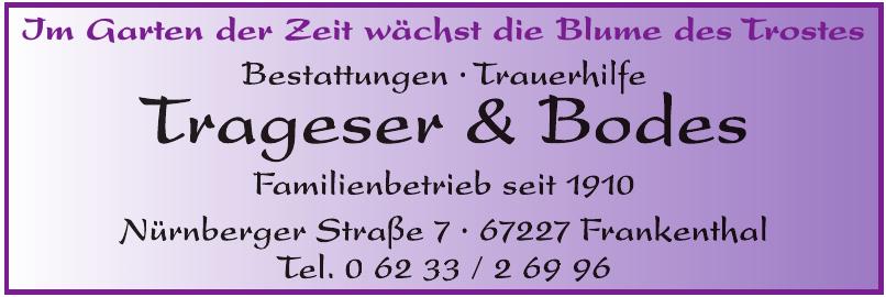 Bestattungen - Trauerhilfe Trageser & Bodes