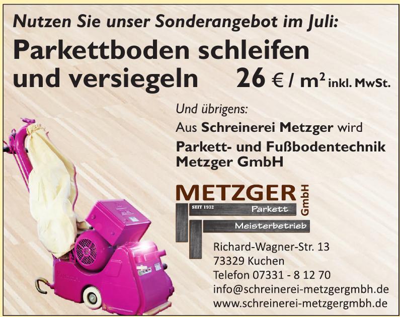 Metzger GmbH