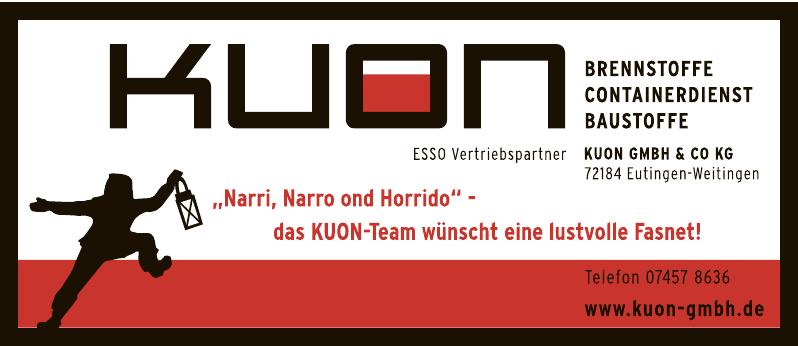 Kuon GmbH & Co. KG