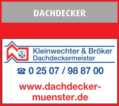 Kleinwechter & Bröcker