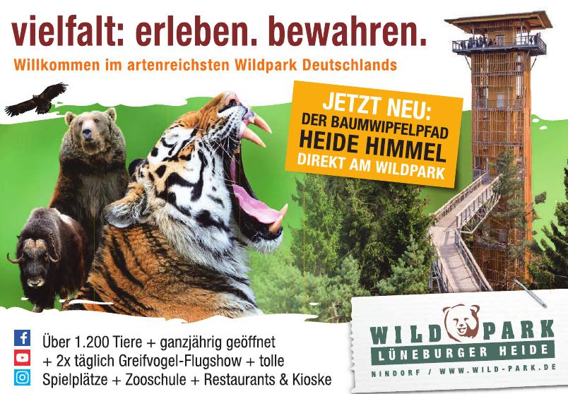 Wildpark Lüneburger Heide Tietz GmbH & Co. KG
