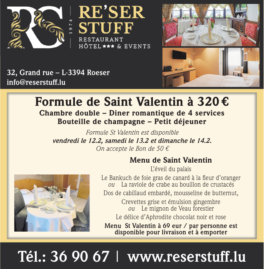 Re´ser Stuff Restaurant - Hotel