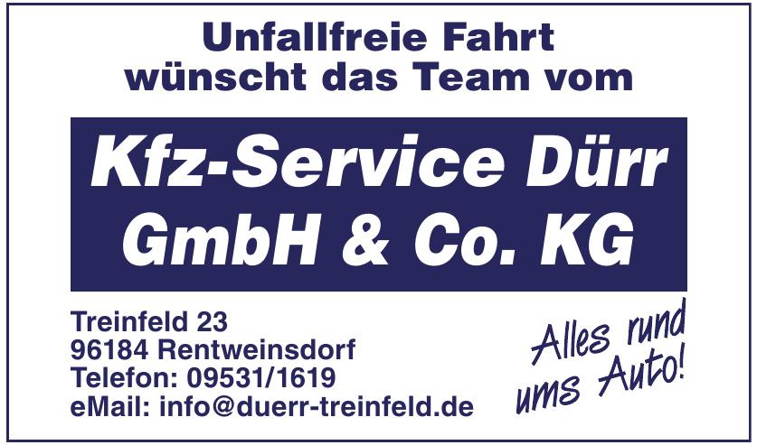 Kfz-Service Dürr GmbH & Co. KG
