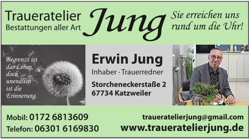 Traueratelier Bestattungen aller Art Jung