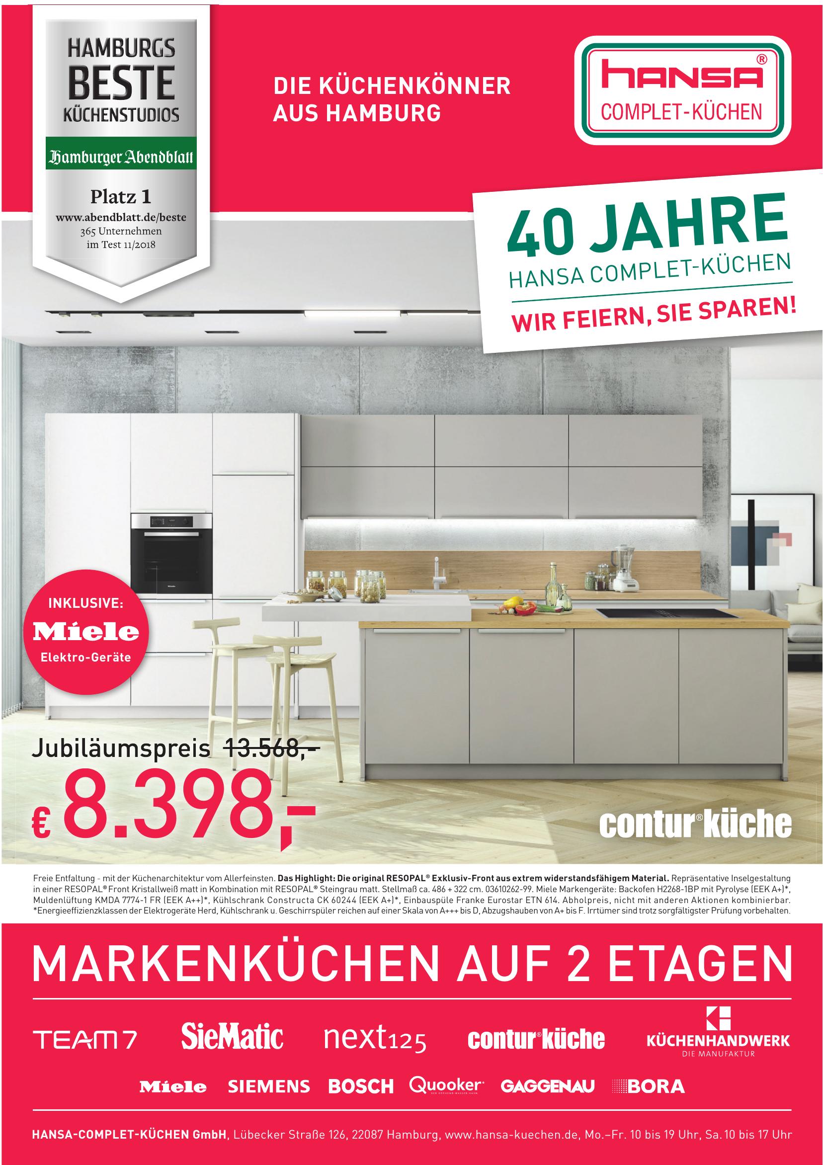 Hansa Complet Küchen: Hauswirtschaftsraum