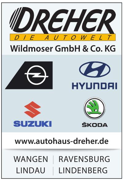 Autohaus Dreher Wildmoser GmbH & Co. KG