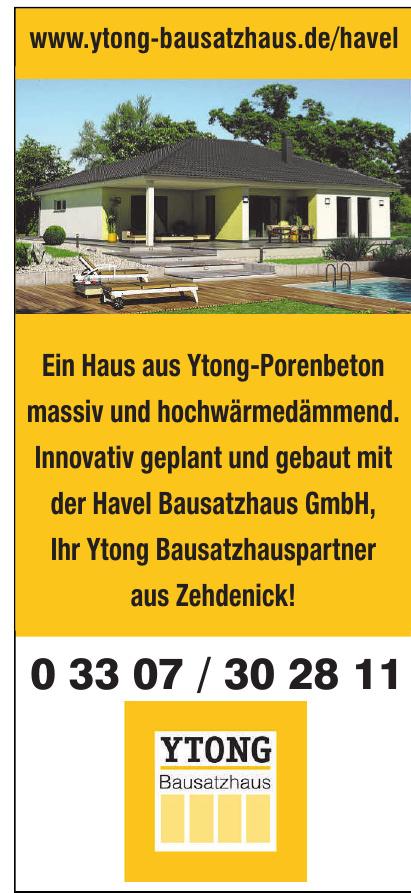 Havel Bausatzhaus GmbH