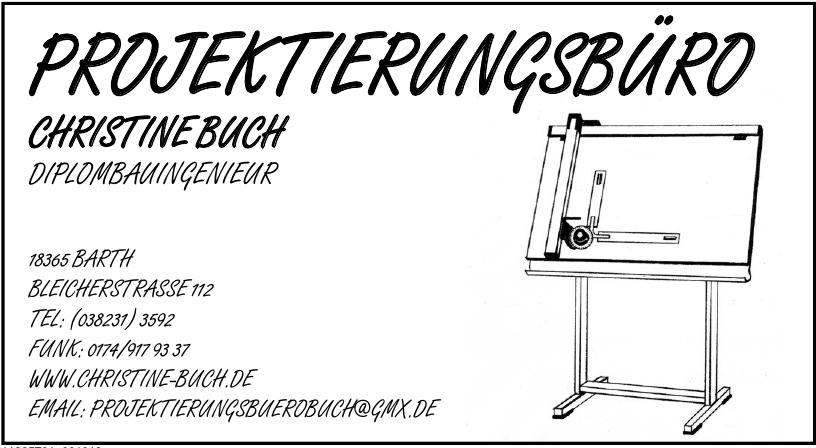 Projektierungsbüro Christine Buch