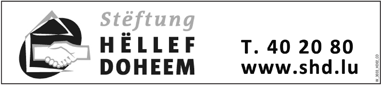 Stëftung Hëllef Doheem
