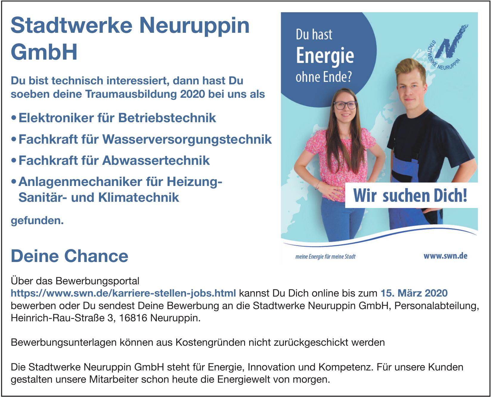 Stadtwerke Neuruppin GmbH