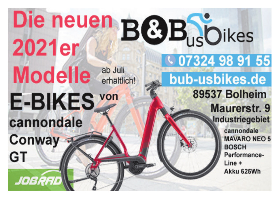 B&B us Bike
