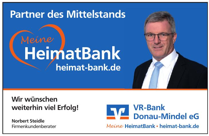 VR-Bank Donau-Mindel eG