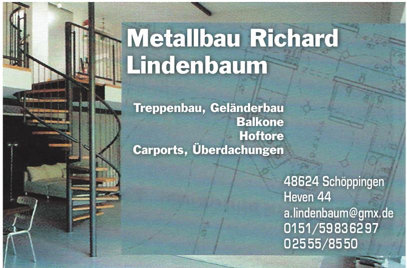 Metallbau Richard Lindenbaum