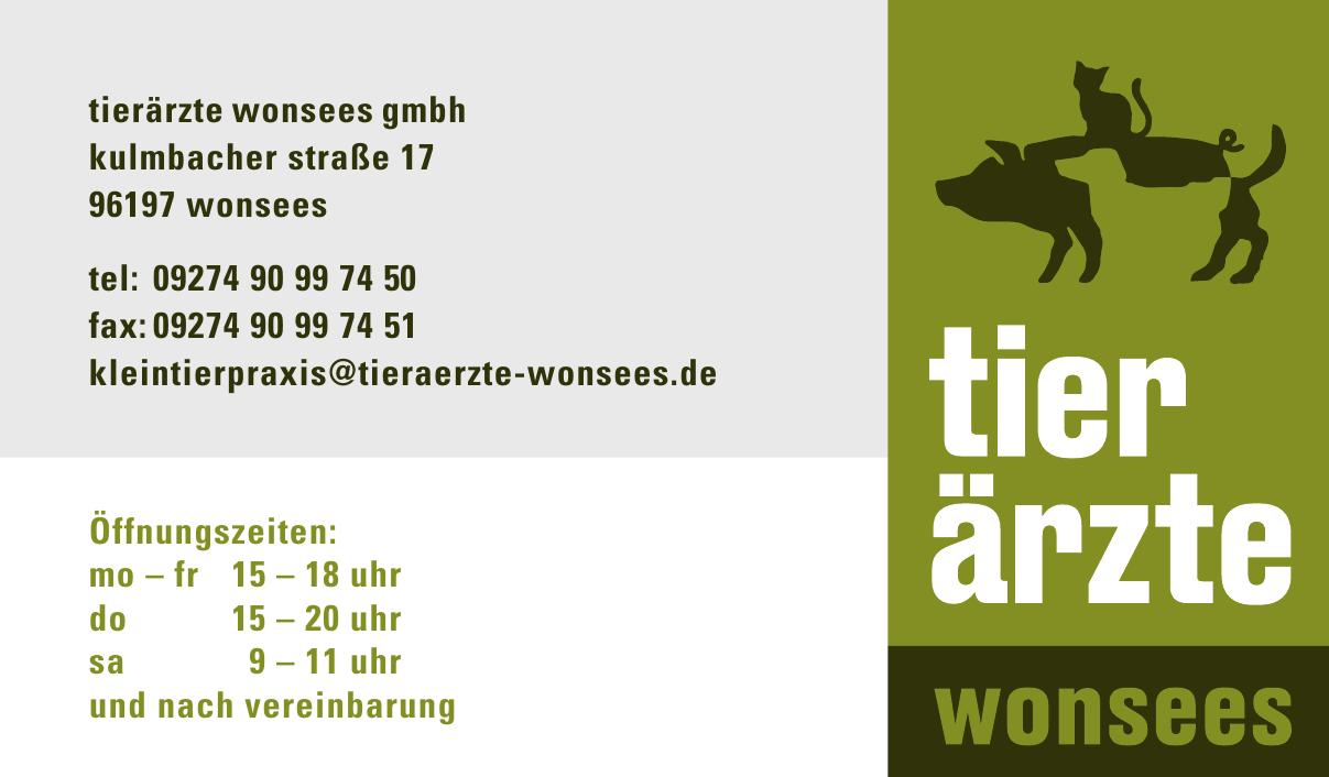 Tierärzte Wonsees GmbH