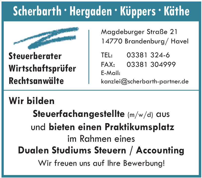 Scherbarth • Hergaden • Küppers • Käthe Steuerberater