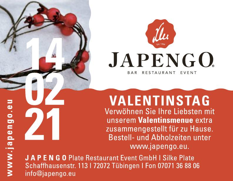 Japengo - Plate Restaurant Event GmbH