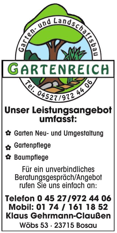 Garten- und Landschaftsbau Gartenreich