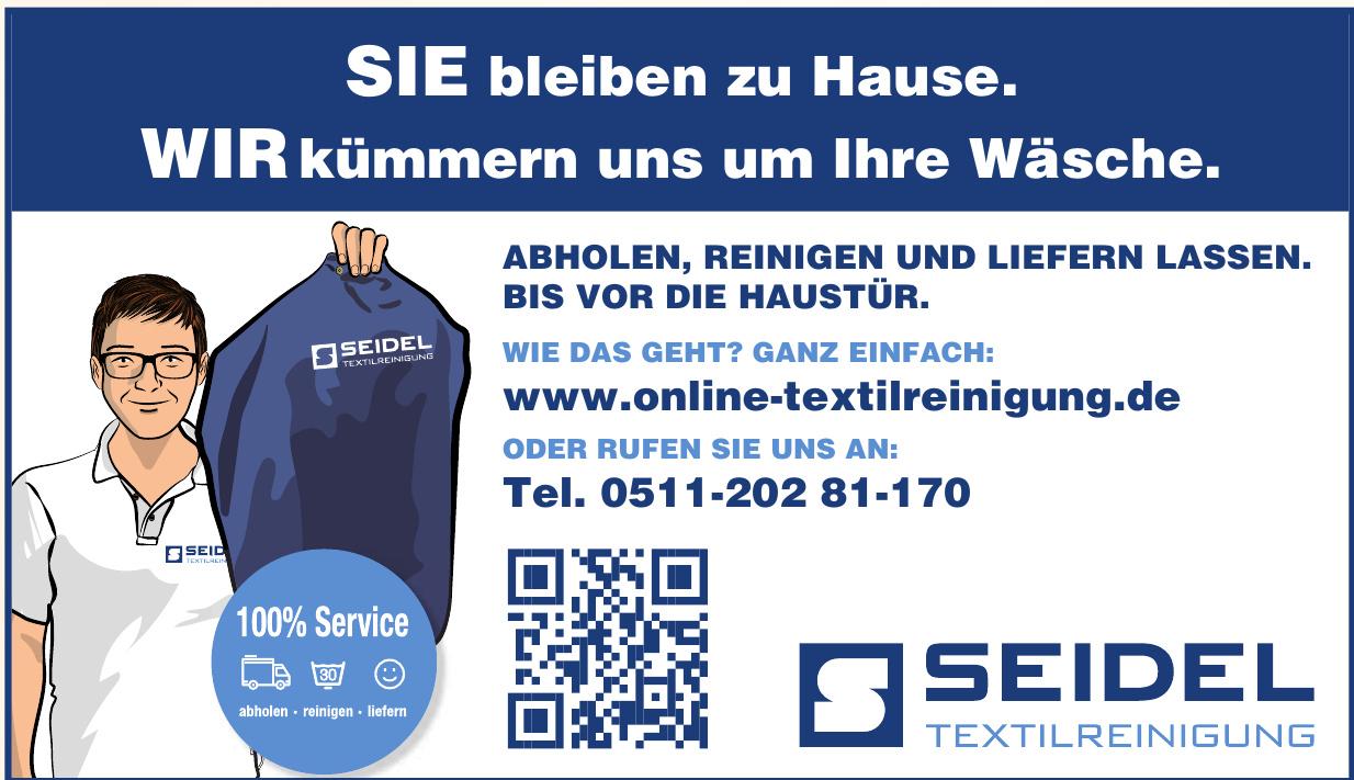 Seidel Textilreinigung