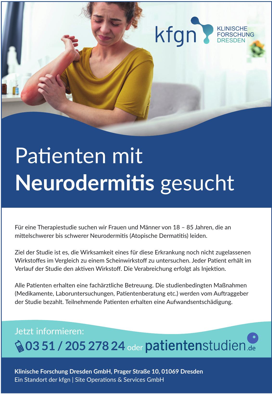 Klinische Forschung Dresden GmbH