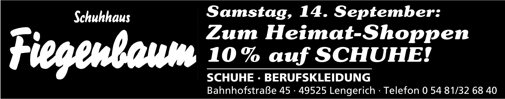 Schuhaus Fiegenbaum