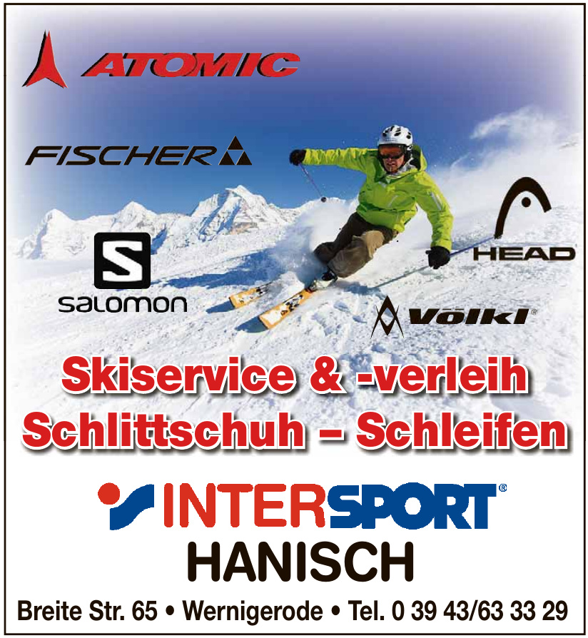 Intersport Hanisch