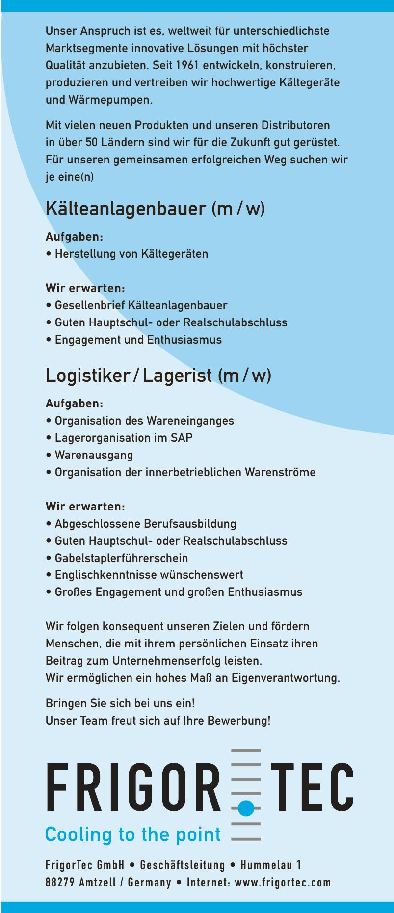FrigorTec GmbH