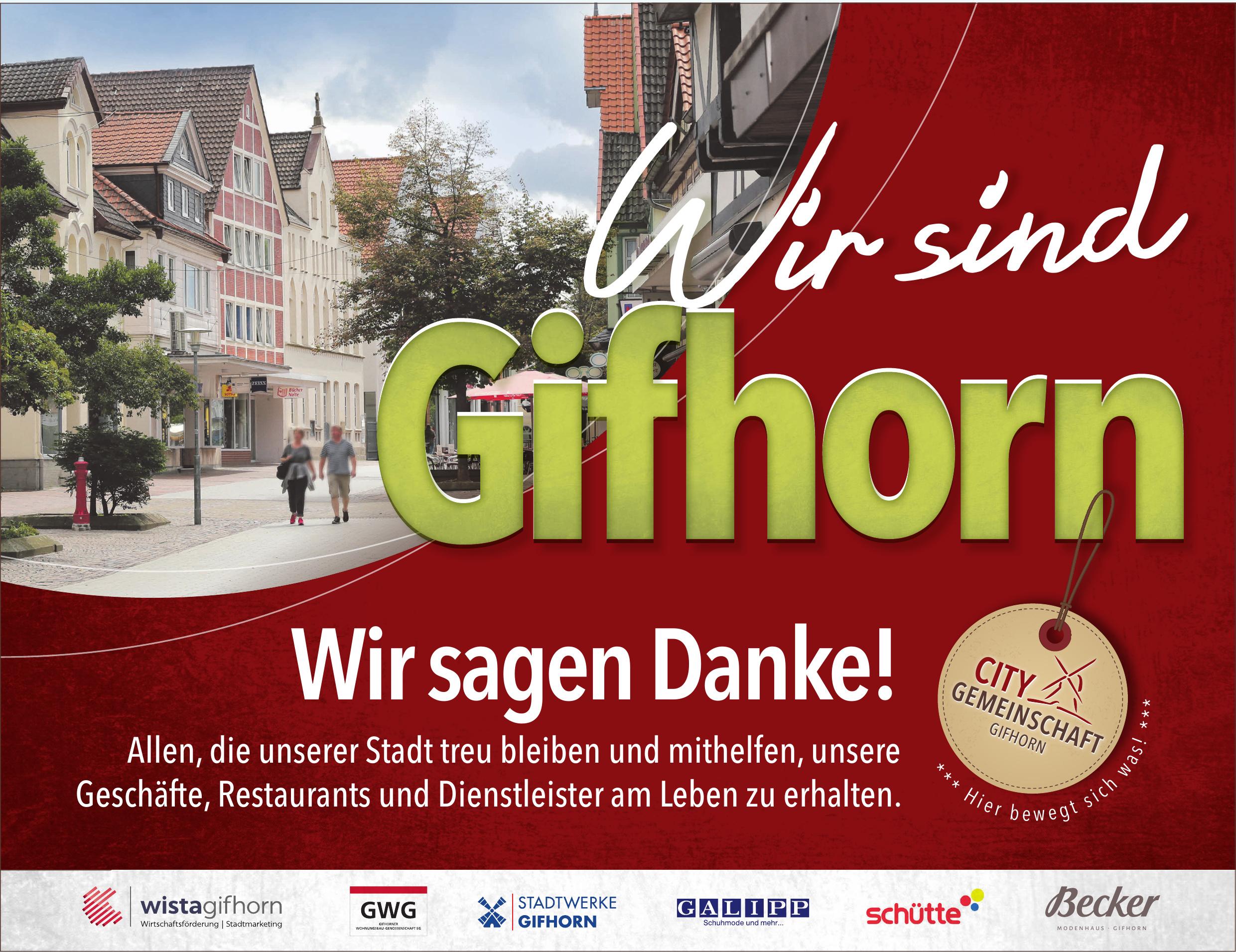 City Gemeinschaft Gifhorn