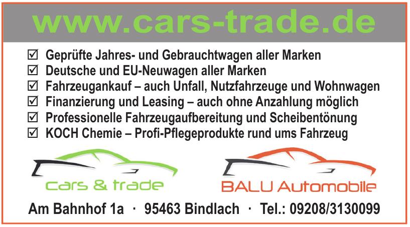 Cars und Trade