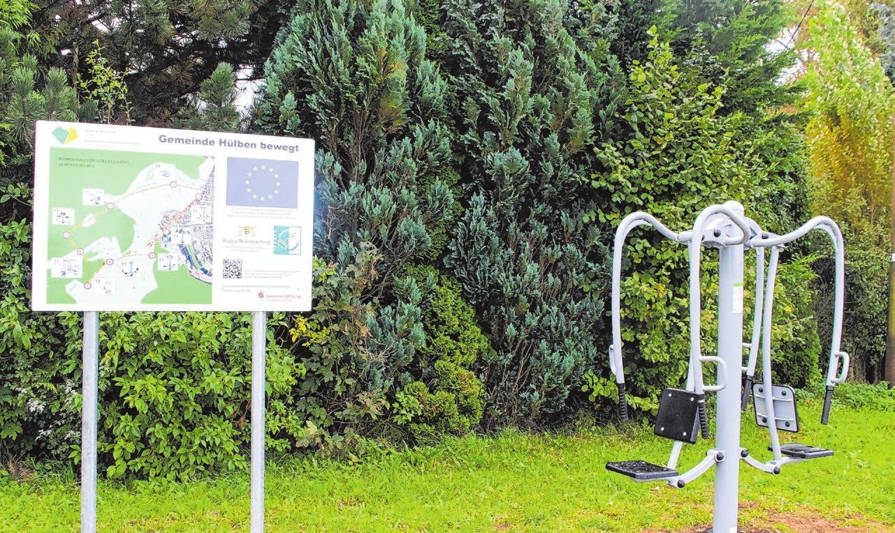 Der Mehrgenerationenweg am Etzenberg. Fotos: SWP-Archiv