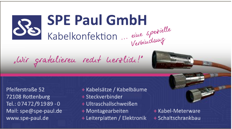 SPE Paul GmbH