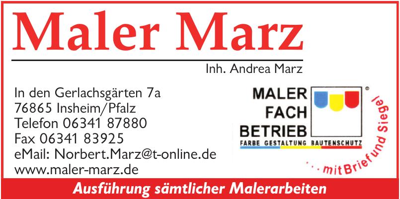 Maler Marz