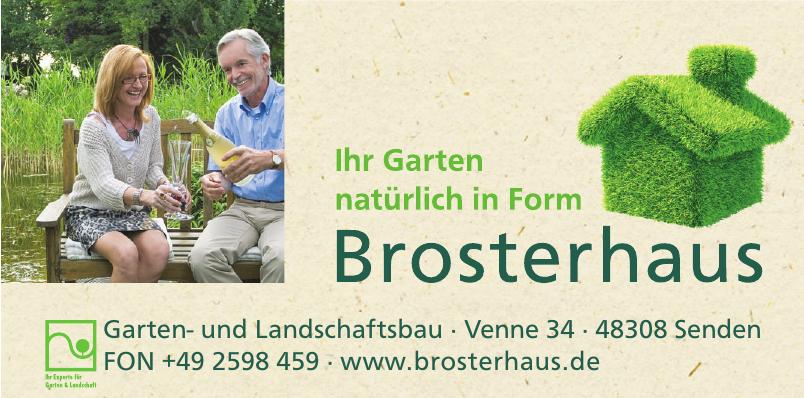Brosterhaus Garten- und Landschaftsbau