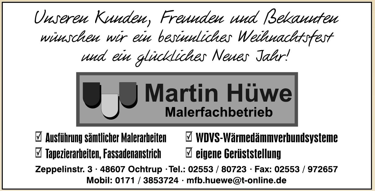 Martin Hüwe