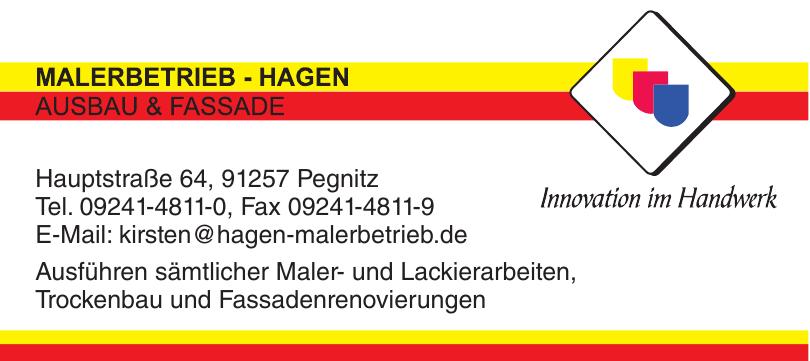 Hagen Malerbetrieb