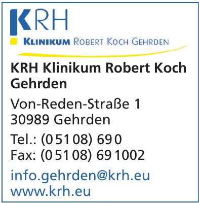 KRH Klinikum Robert Koch Gehrden